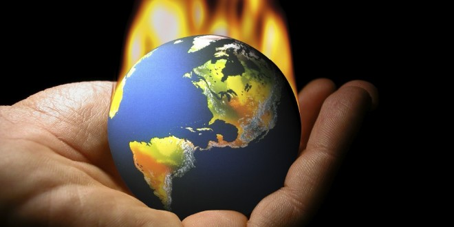 "Earth Will Be A ""Ball of Fire in 600 Years"""