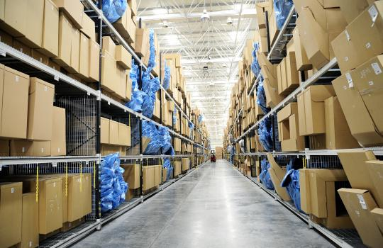Greener Warehousing Operations