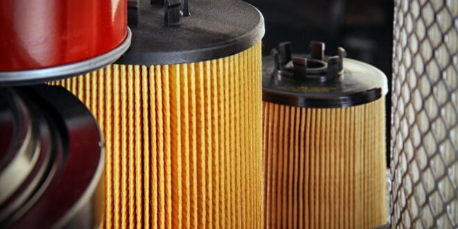 Types and Attributes of Vacuum Filters for Industrial Purpose